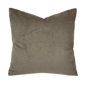 Sloane Square Cushion by Bambury - Olive