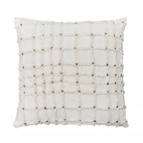 Weir Square Cushion by Bambury
