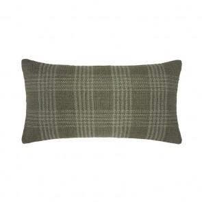 Elliot Cushion by Bambury - Moss