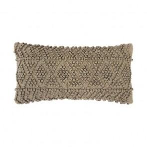 Glenelg Cushion by Bambury - Almond