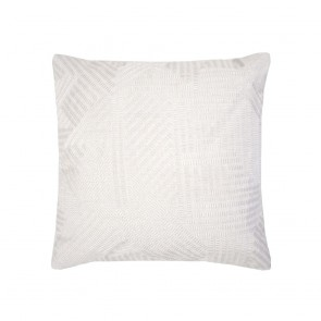 Stirling Cushion by Bambury - Ivory