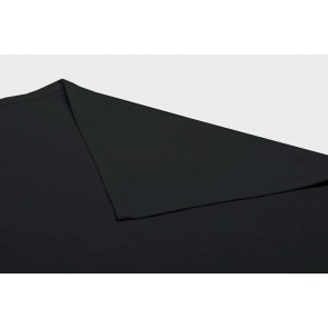 Tablecloth 100% Spun Polyester Black - 5 Pack