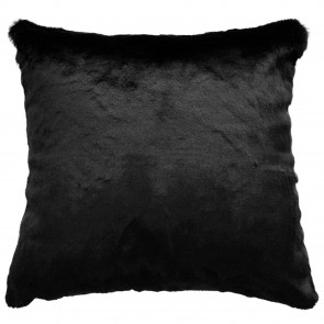 Heirloom Black Panther Square Cushion - 65cm