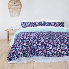 Evelyn Duvet Cover Set by Bambury