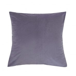 Velvet European Pillowcase by Bambury - Wisteria