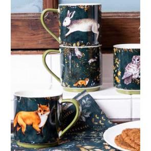 Briar Mug Set of 4