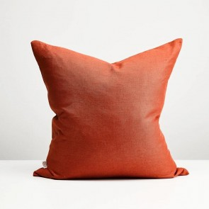 Brick 100% Linen Cushion