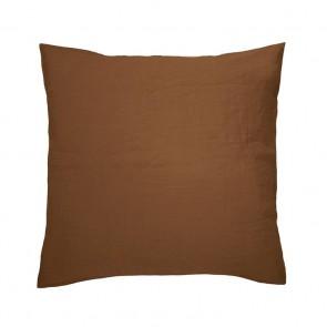 100% French Flax Linen Euro Pillowcase by Bambury - Hazel