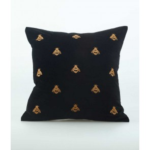 Buzz Cushion by MM Linen Black