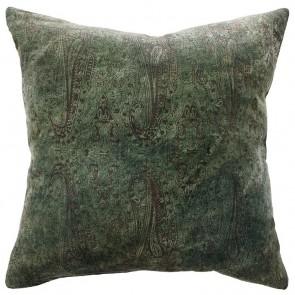 Mulberi Odea Bocelli - Dark Green-Gold Foil Cushion