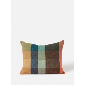 100% Linen Cabin Linen Cushion Cover - 2 Pack