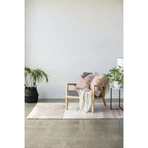 Limon Saxony Camille Dusky Pink Rug