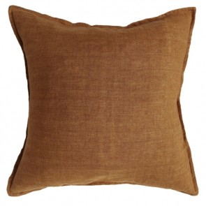 Cassia Cushion by Mulberi - Tobacco