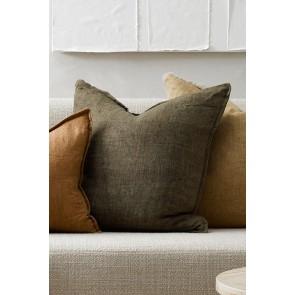 Cassia Cushion by Mulberi - Clove