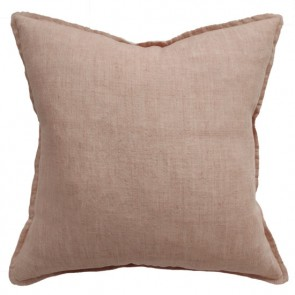 Cassia Cushion by Mulberi - Toasted Coconut