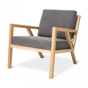 Gus Truss Chair - Smoke