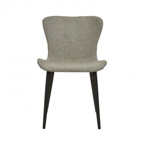 Odette Dining Chair Khaki Grey