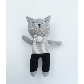 Charlie Cat Baby Soft Toy