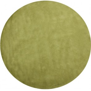 Chicago Lime Round Floor Rug