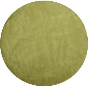 Chicago Lime Round Floor Rug