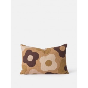 Cilla Cushion Cover Toast/Multi - 2 Pack