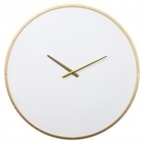 Wyatt Oversized Iron Wall Clock