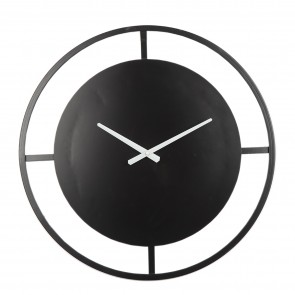 Ted Oversized Iron Wall Clock