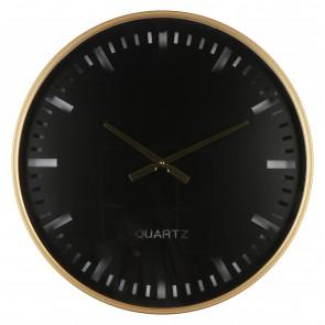 Bentley Oversized Iron Wall Clock