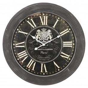 Oversize Paris Perfume Iron Clock