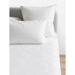 Classic Organic Cotton Lodge Pillowcase Pair