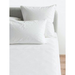 Classic Organic Cotton Pillowcase Pair