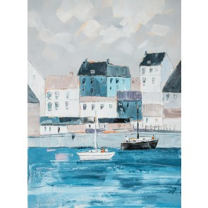 Calm Bay Canvas Art