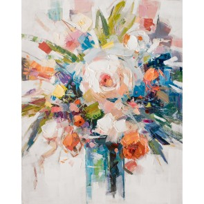 Summer Vase Canvas Art