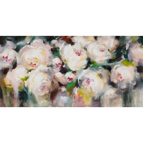 Dreamy Blooms Canvas Art