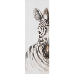 Unique Stripes Canvas Art