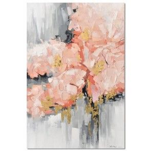 Spring Blooms Oil Painting