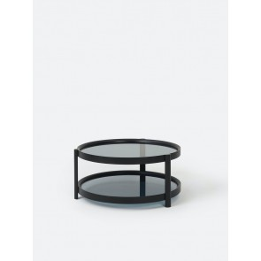 Column Coffee Table - Black
