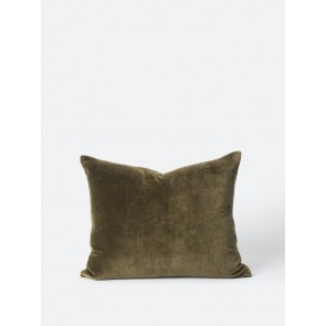 2 Pack Cotton Velvet Cushion Cover - Ivy