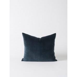 2 Pack Cotton Velvet Cushion Cover - Midnight