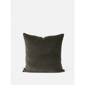 2 Pack Cotton Velvet Cushion Cover - Nori