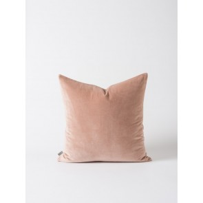 2 Pack Cotton Velvet Cushion Cover - Pecan