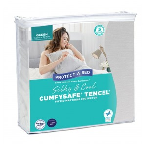PROTECT-A-BED Cumfysafe Matress Protector
