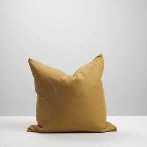 Cinnamon Linen Cushion