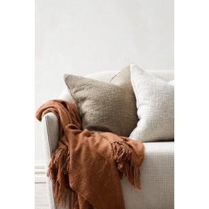 Cyprian Cushion by Mulberi - Camel