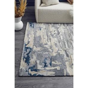 Mulberi Dapple Floor Rug - Grey Multi