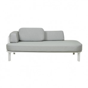 Lagoon Curve Outdoor Daybed