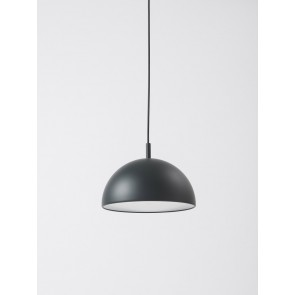 Moon Pendant Light Medium - Charcoal