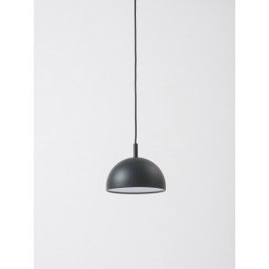 Moon Pendant Light Small - Charcoal