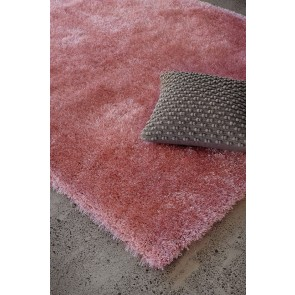 Limon Boston Dusky Pink Floor Rug