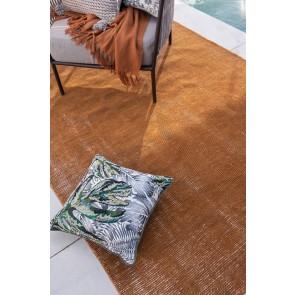 Mulberi Orakei Ochre In & Outdoor Floor Rug